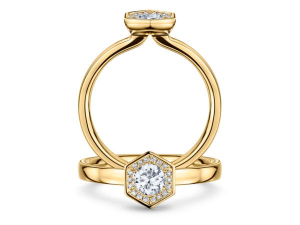 Chapiteau Ring by Andrew Geoghegan