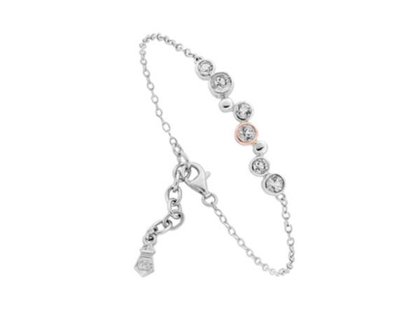 Clogau Silver Celebration Bracelet