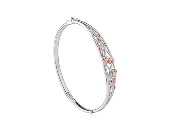 Clogau Silver Tree Of Life Bangle