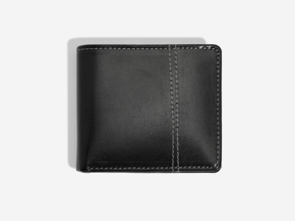 Gents Black Heritage Wallet