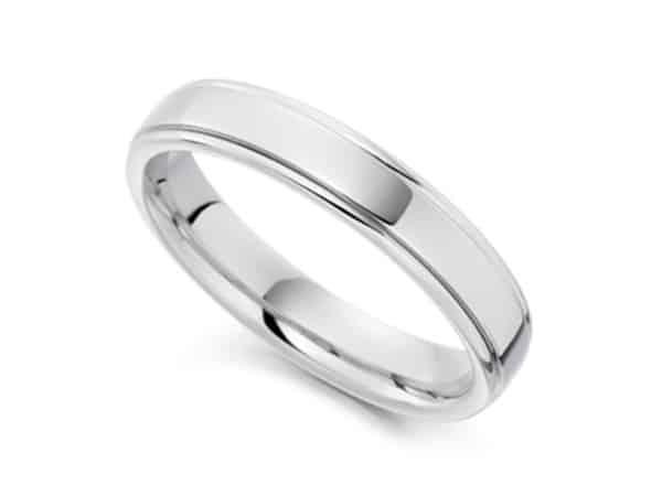 Ladies Darwood Wedding Ring