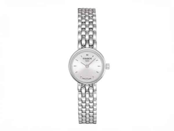 Ladies Tissot Steel Silver Dial 'Lovely'