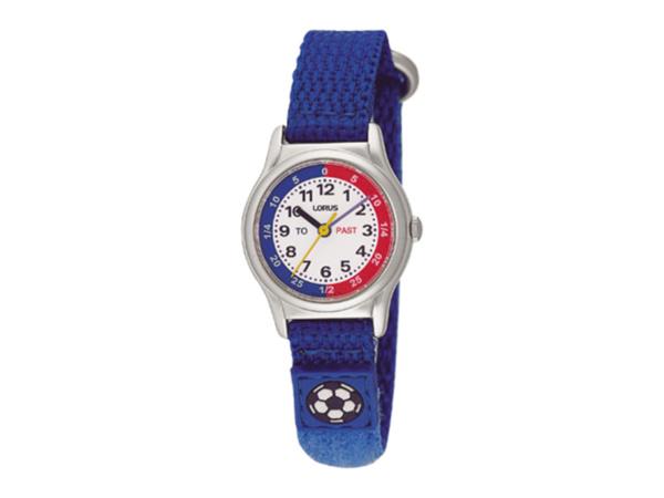 Lorus Blue Time Teacher Watch