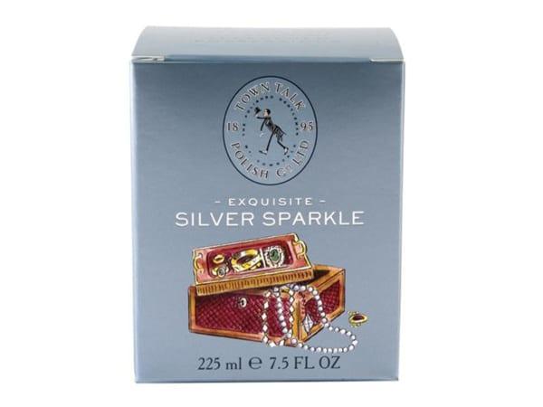 Silver Sparkle Dip