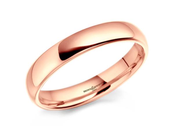 Simplicity, Light Court Wedding Ring